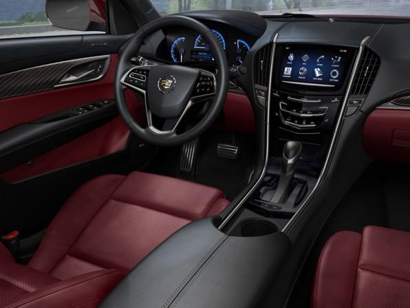 cadillac ats mj2013 img 09 596x447 - Paris 2012: Cadillac ATS kurz vor der Markteinführung