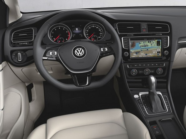 VW Golf 7: Innenraum weiter aufgewertet