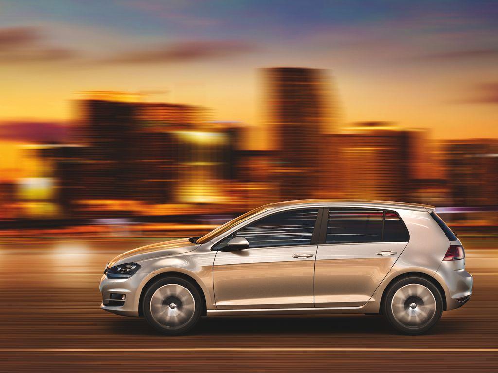 Unterhaltskosten für den neuen VW Golf im Preisvergleich