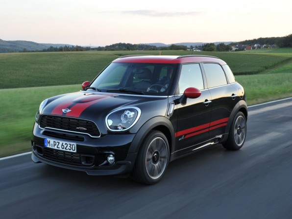 Mini Countryman John Cooper Works (2013)
