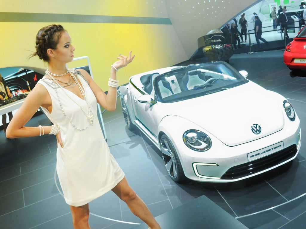 Video: Highlights der Moscow International Motor Show