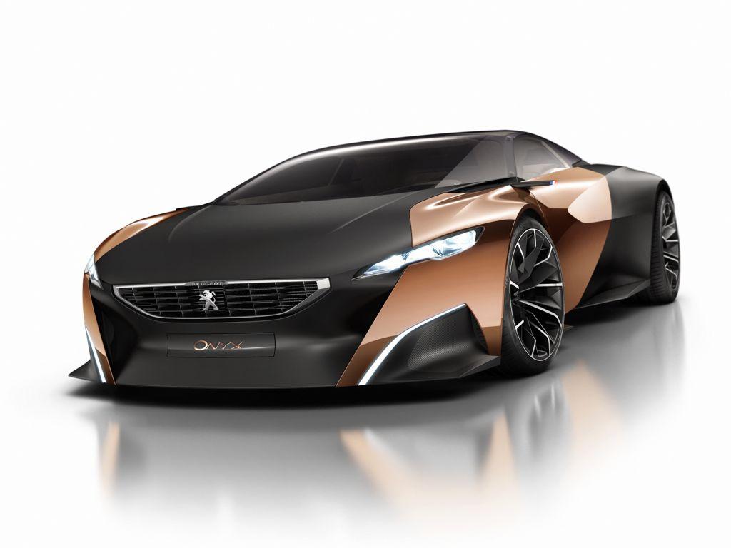 Paris 2012: Peugeot Onyx Dieselhybrid