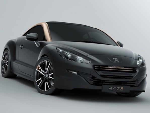 Paris 2012: Peugeot RCZ R Concept soll 2013 auf den Markt kommen