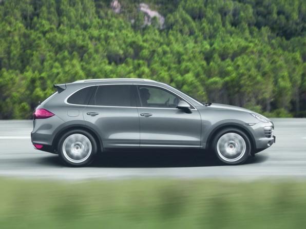 Porsche Cayenne S Diesel Preis: Ab knapp 78.000 Euro gibt es das SUV