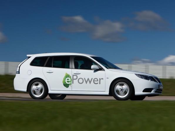 saab 9 3 elektroauto img 3 596x447 - Wie Phoenix aus der Asche: Saab 9-3 könnte als Elektroauto auf den Markt kommen