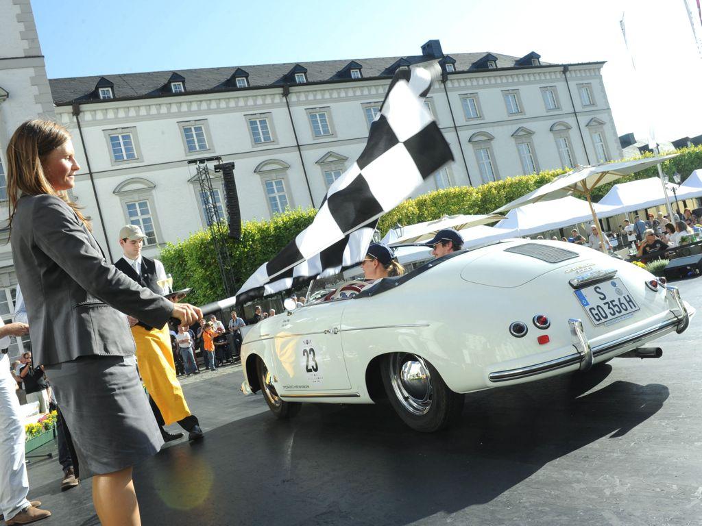 Schloss Bensberg Classics: Video vom Concours d'Elegance