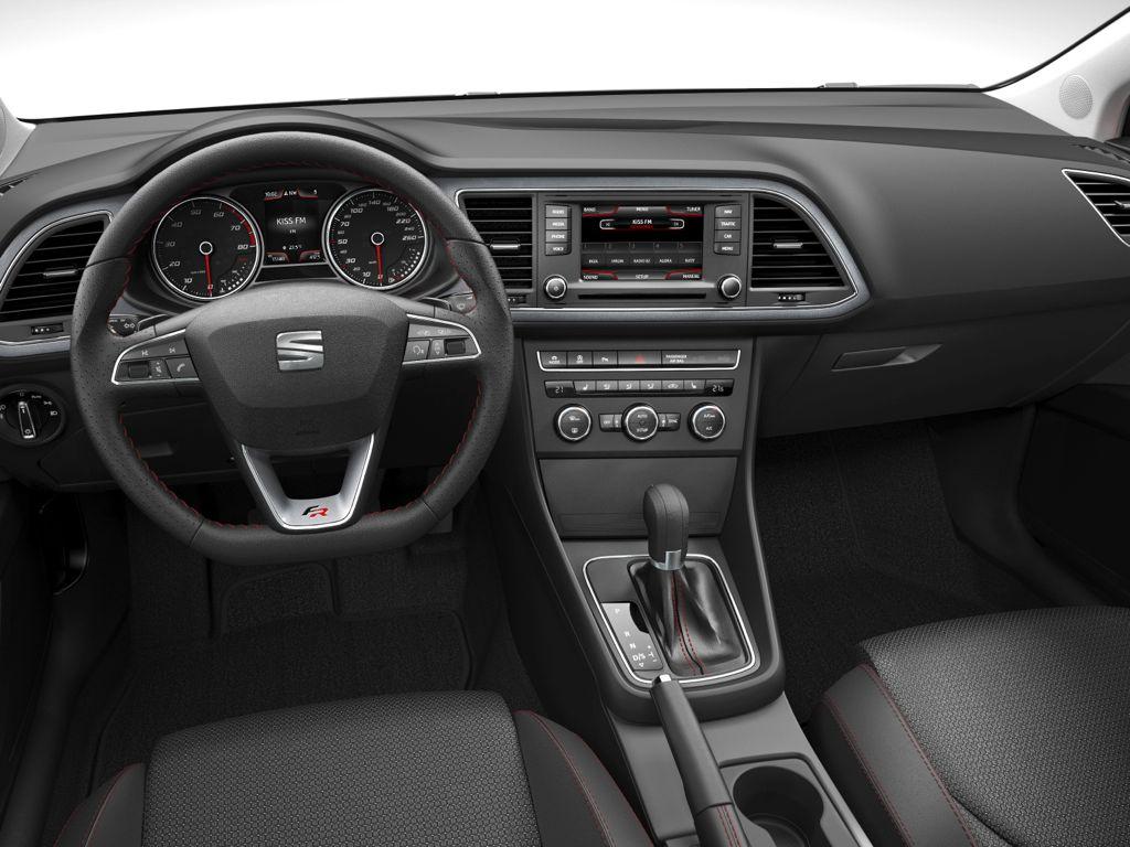 neuer seat leon 2013 neue motoren weniger verbrauch weltpremiere auf dem pariser autosalon. Black Bedroom Furniture Sets. Home Design Ideas