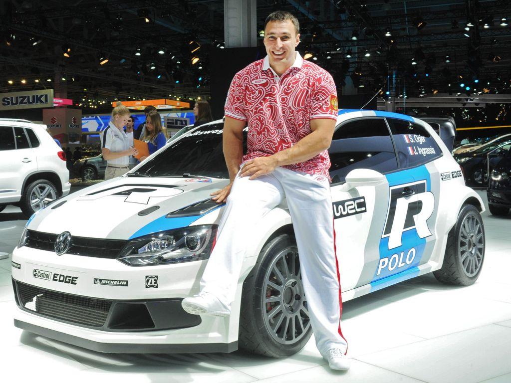 Volkswagen auf der Moscow INternational Motor Show