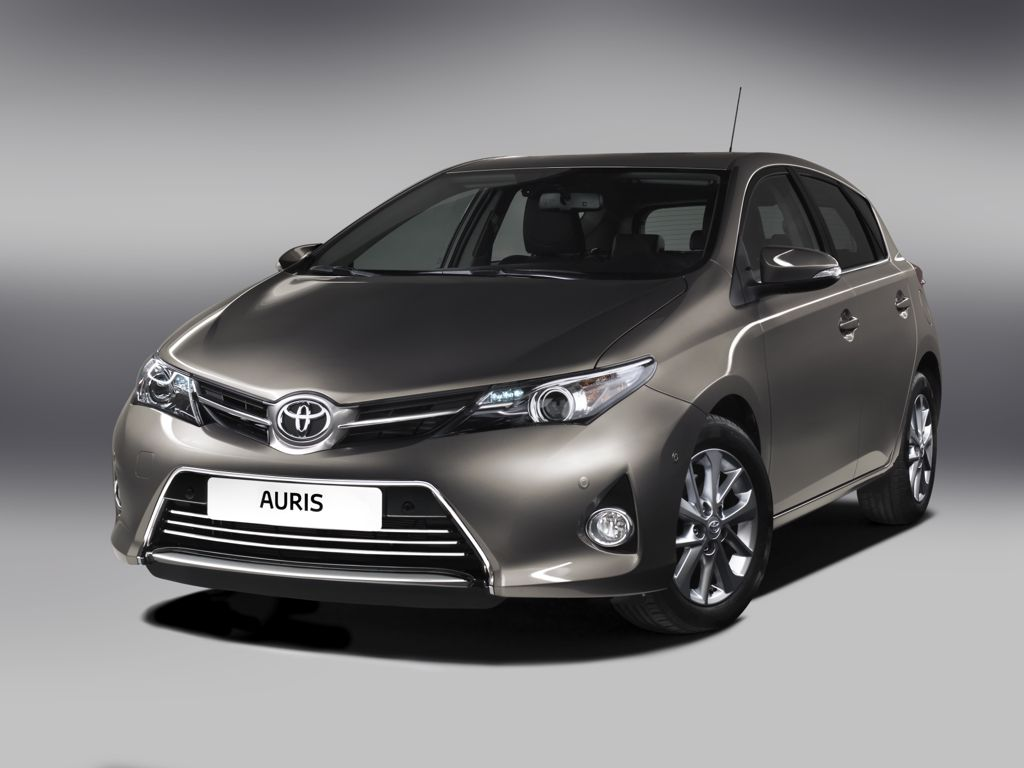 Neuer Toyota Auris 2013: Ein Blick auf die Preisliste