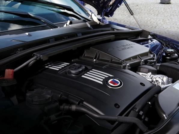 Alpina B3 S Biturbo der Sportwagen aufgemotzter Reihensechszylinder