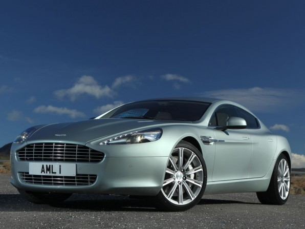 Aston Martin Rapide - Sportlimousine