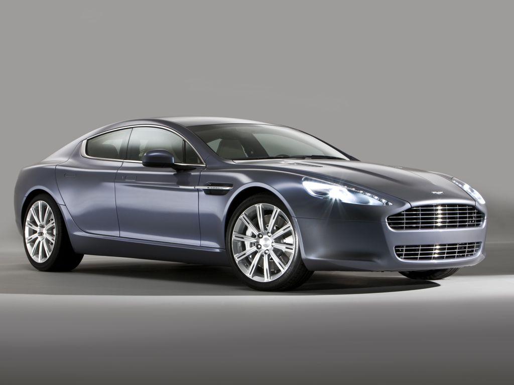 Aston Martin Rapide (2012)