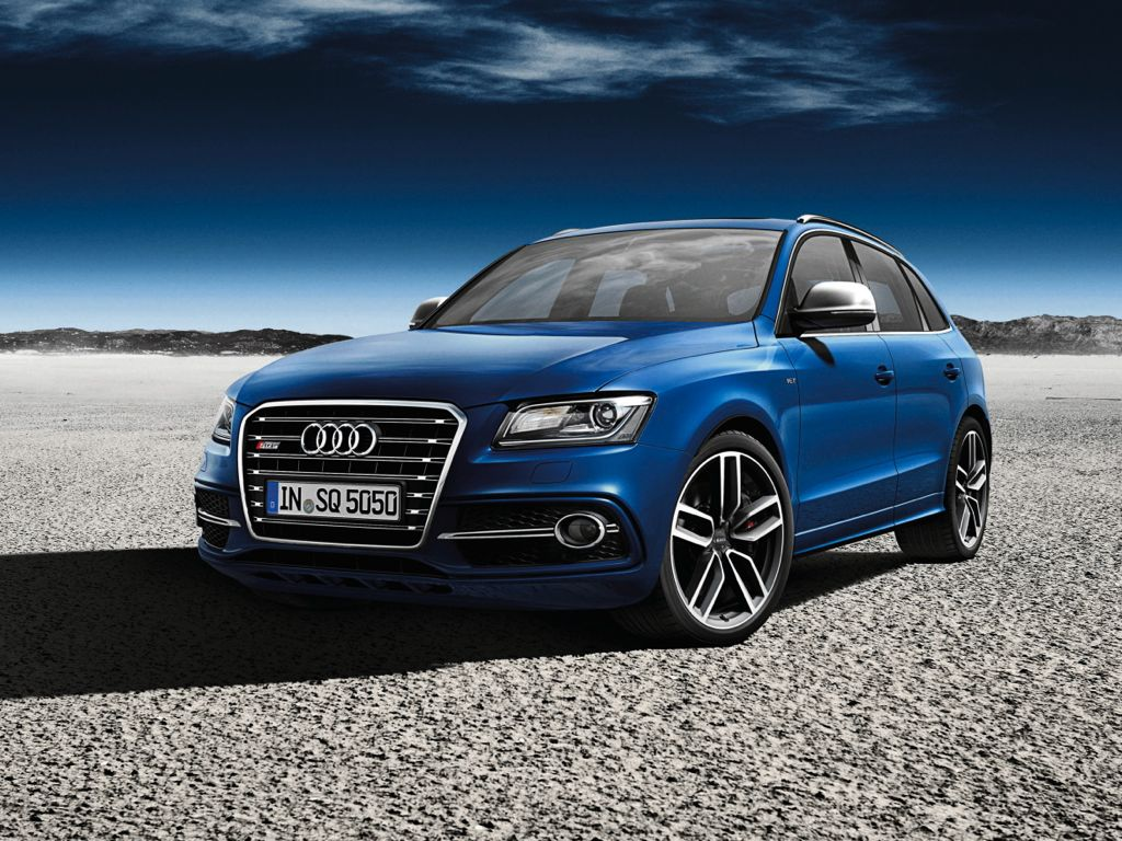 Audi SQ 5 TDI Exclusive Concept (2013)