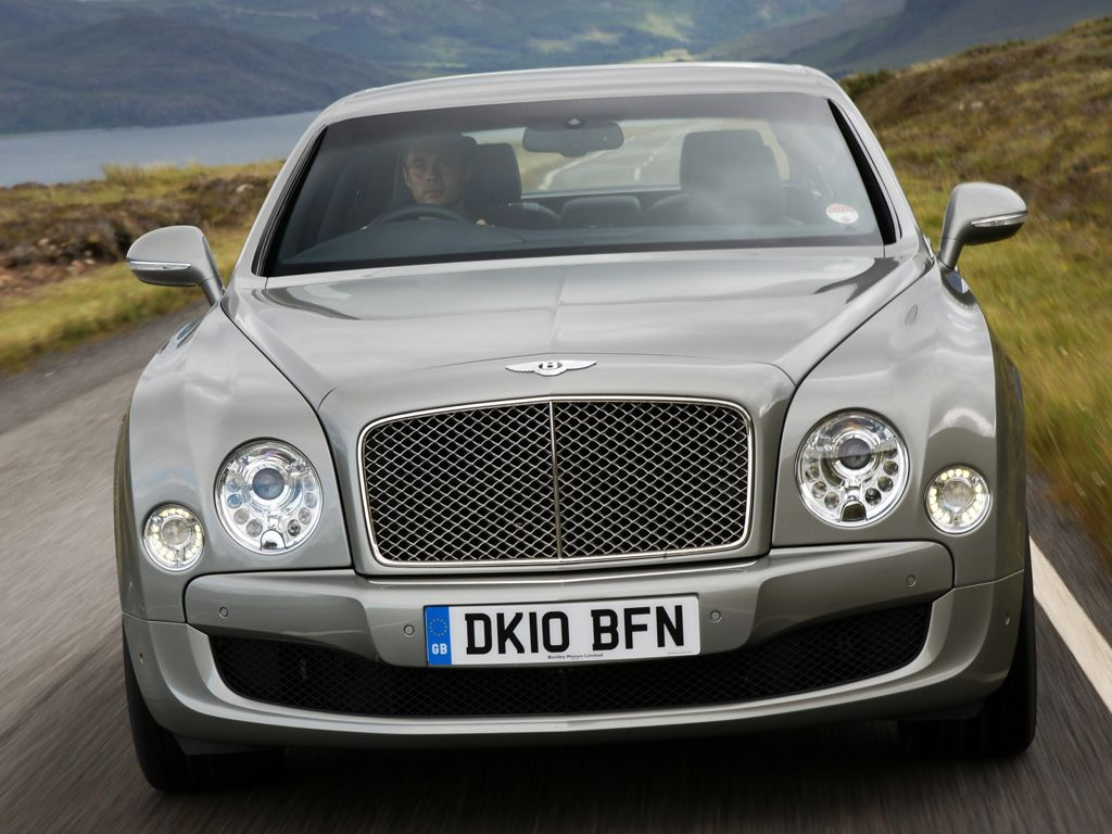 Bentley Mulsanne (2013)