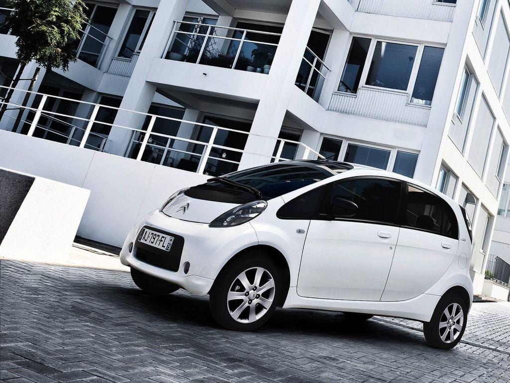 Citroen C-Zero Elektroauto Preis beginnt bei 29.393 Euro