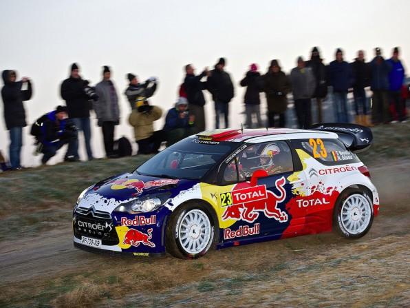 Citroen DS3 WRC (2012)