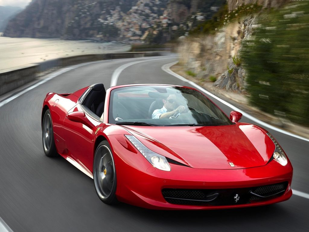 ferrari 458 spider kostet mehr als euro und hat. Black Bedroom Furniture Sets. Home Design Ideas