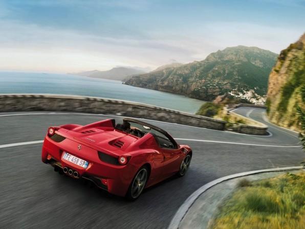 Ferrari, Ferrari 458, Ferrari 458 Spider, Mj 2013, Sportwagen, Supersportwagen