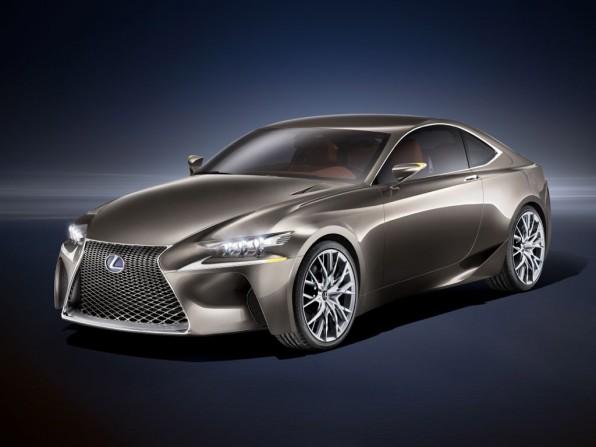 Lexus LF CC Weltpremiere in Paris 2012