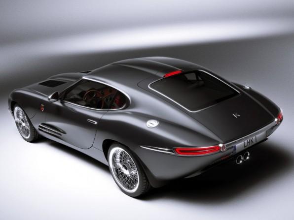 Britischer Luxus Sportwagen: Lyonheart K kommt 2014 auf den Markt