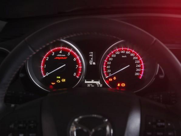 Mazda3 MPS mit einer Leistung technische Daten