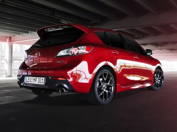 Mazda3 MPS (2013) Preis beginnt bei 28.390 Euro