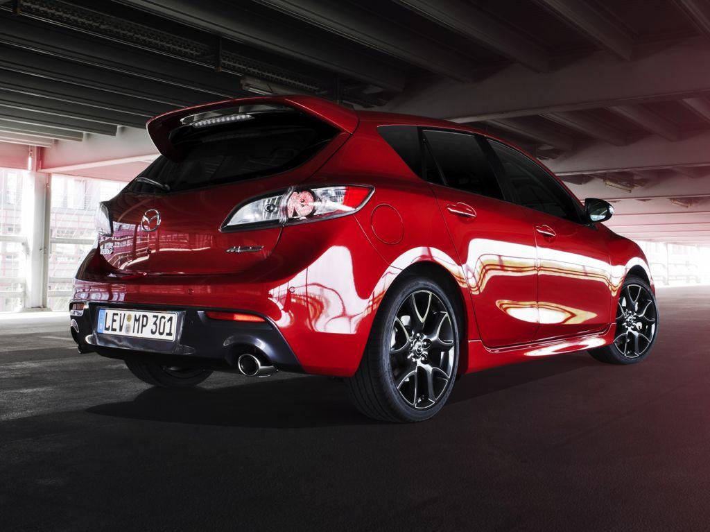 Mazda3 MPS: Neues Topmodell kostet 28.390 Euro