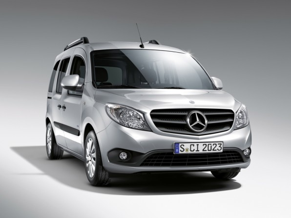 Mercedes Benz Citan: Preise und technische Daten des neuen Kastenwagens