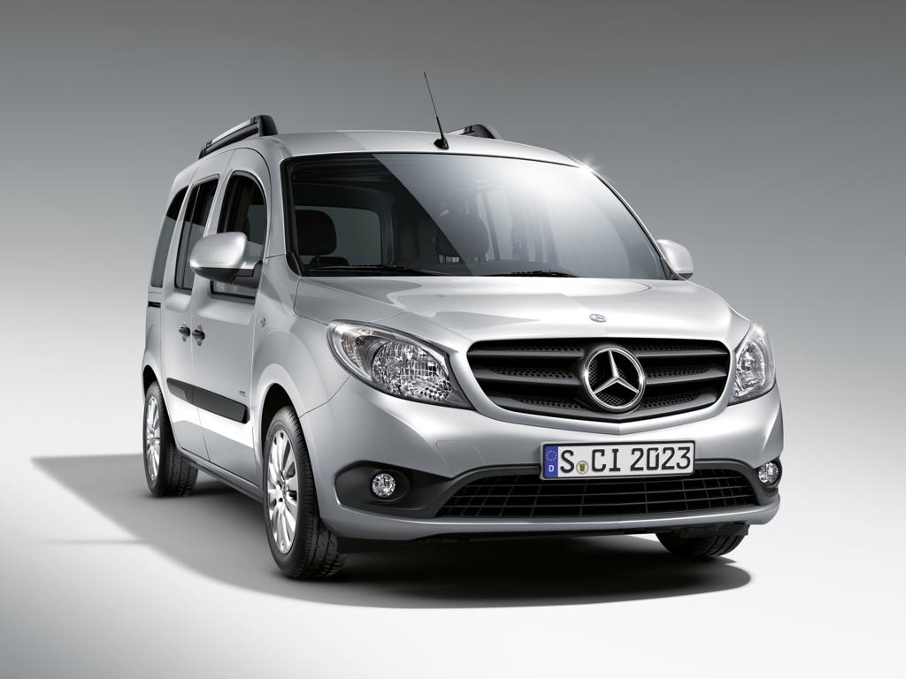 Mercedes benz citan preise und technische daten des neuen for Mercedes benz for lease
