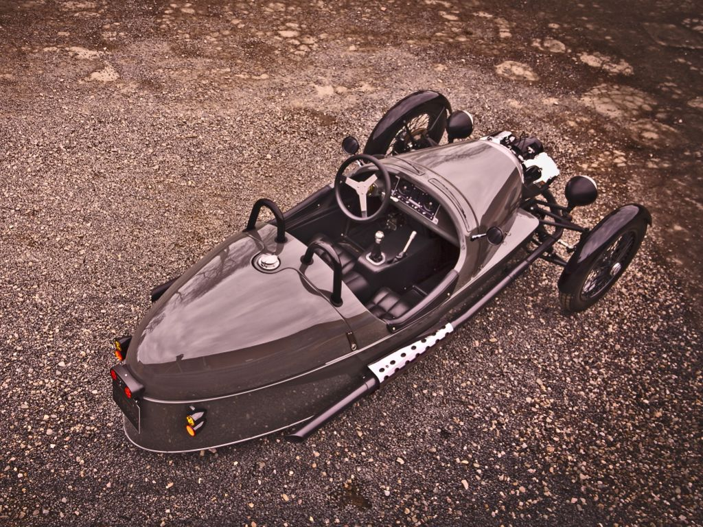 steckbrief morgan 3 wheeler puristischer sportwagen f r. Black Bedroom Furniture Sets. Home Design Ideas