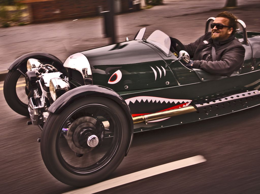 Morgan 3 Wheeler (2012)