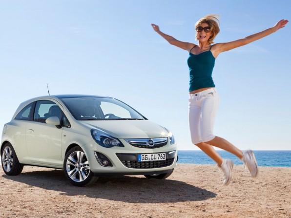 Neuer Opel Corsa EcoFLEX verbraucht 7% weniger Kraftstoff