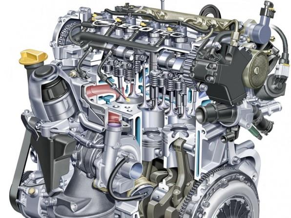 Optimierter Motor mit weniger Reibungsverlusten