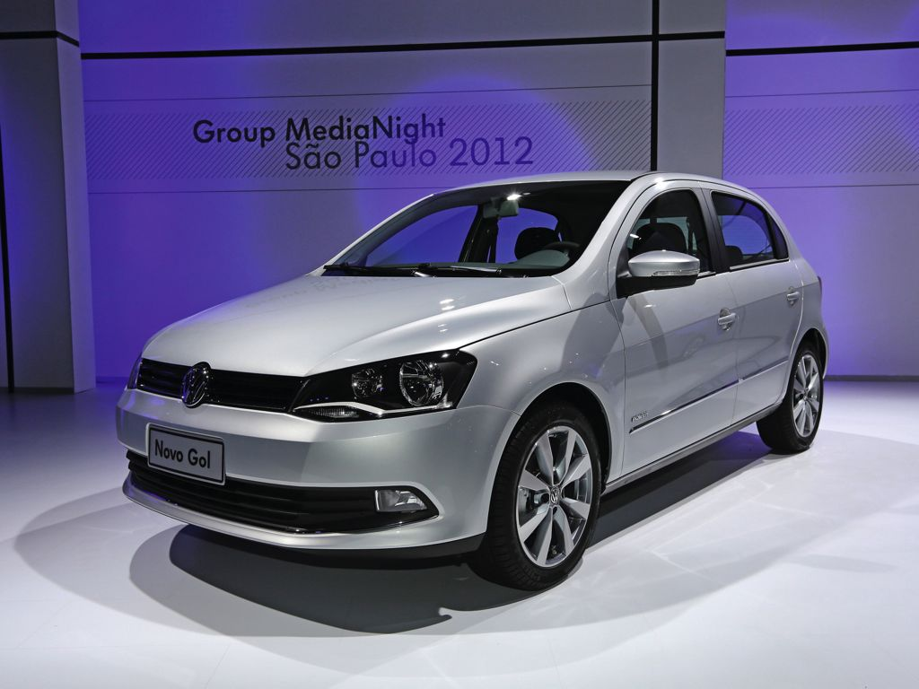 VW Konzernabend in Brasilien: Von VW Gol bis Lamborghini Gallardo LP 560-4