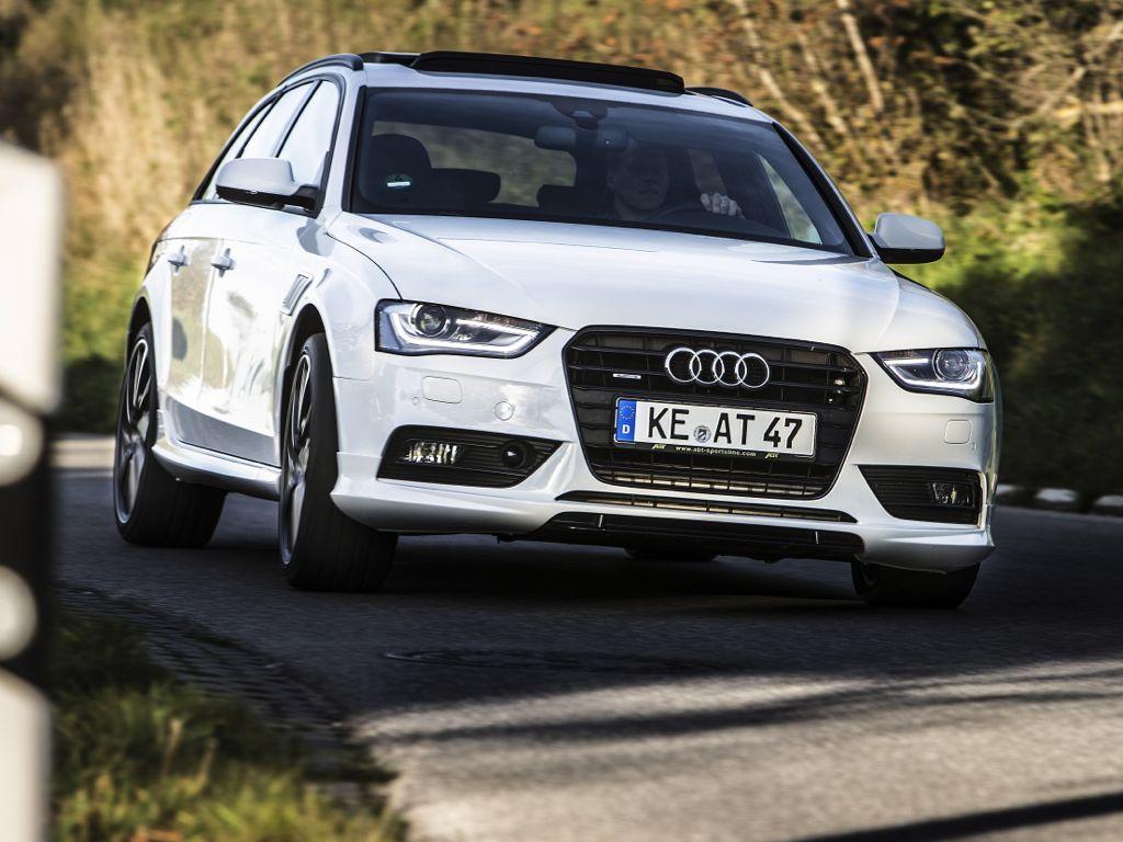 Bilder und Fakten zum neuen Abt AS4 auf Basis Audi A4 und Audi A4 Avant