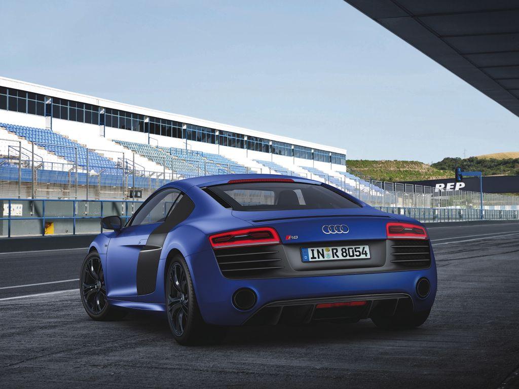 Audi R8 Facelift - der Listenpreis beginnt bei 113.900 Euro