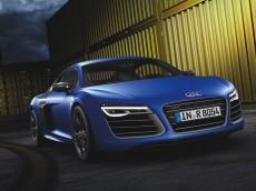 Neuer Spoiler am Audi R8