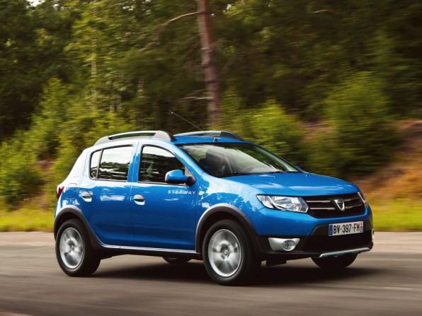 Neuer Dacia Sandero mit unschlagbarem Preis