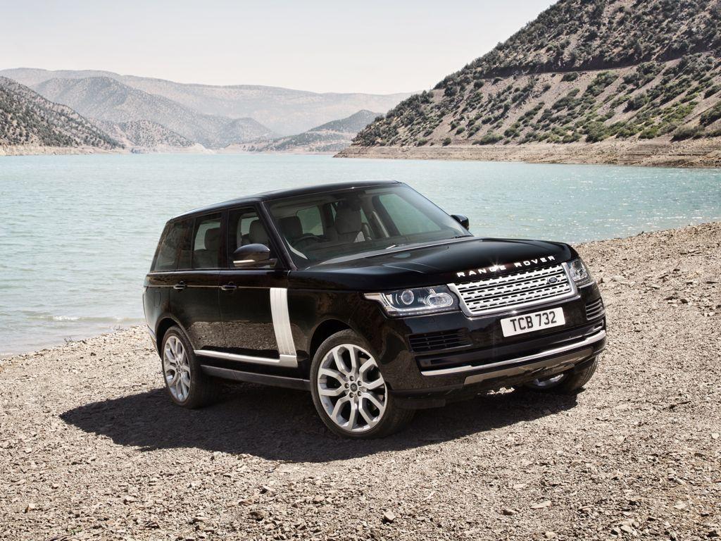 Range Rover (2013): Preise, technische Daten, Bildergalerie und Video
