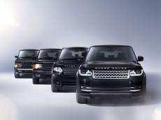 Die vierte Generation des Range Rover kommt auf den Markt