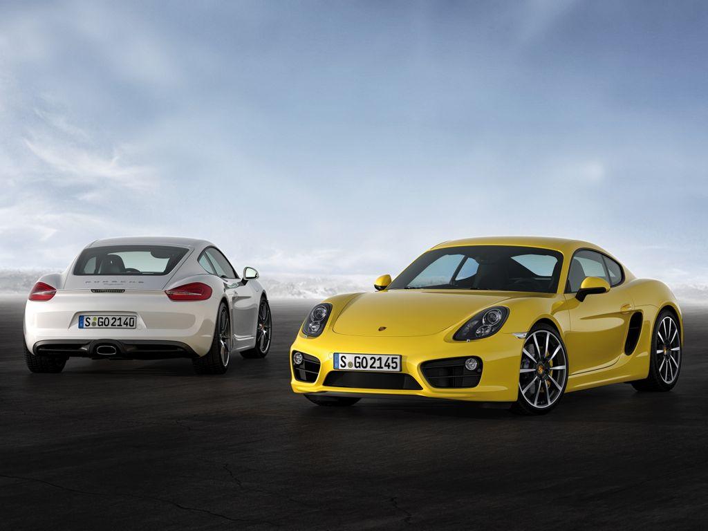Neuer Porsche Cayman 2013: Erste Bilder und Preise der zweiten Generation