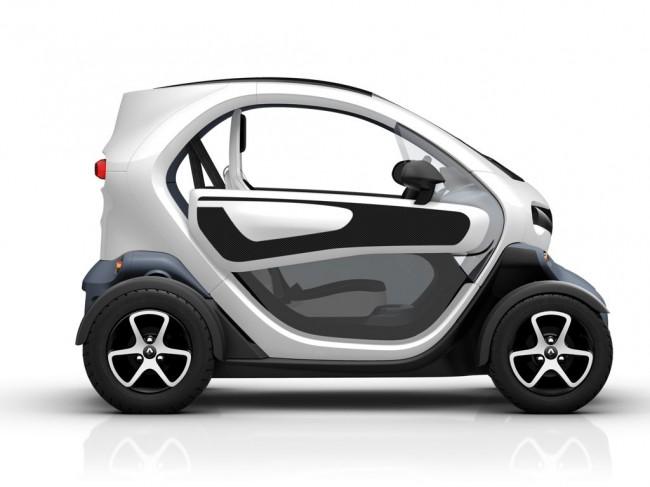 Renault Twizy Rückrufaktion: Bremsflüssigkeit läuft aus