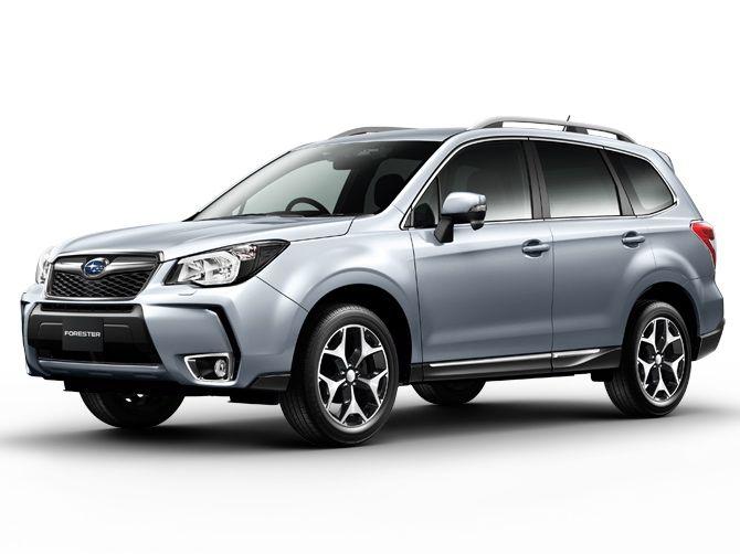Neuauflage des Subaru Forester kommt im März 2013