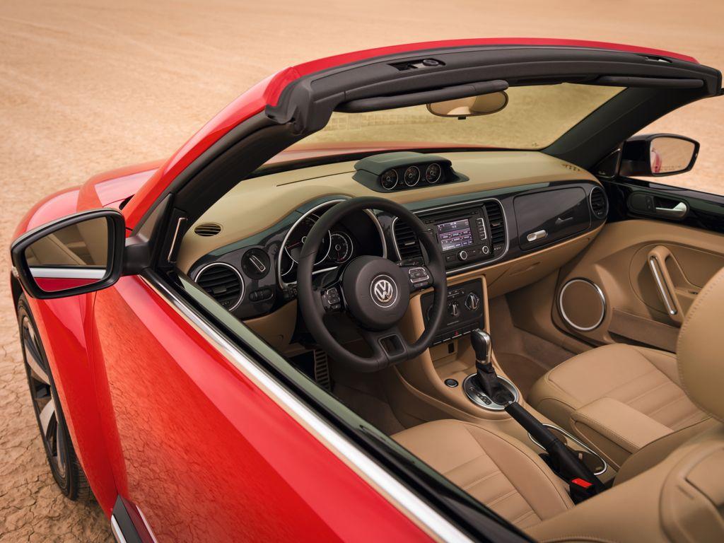 Markteinführung des neuen VW Beelte Cabriolet