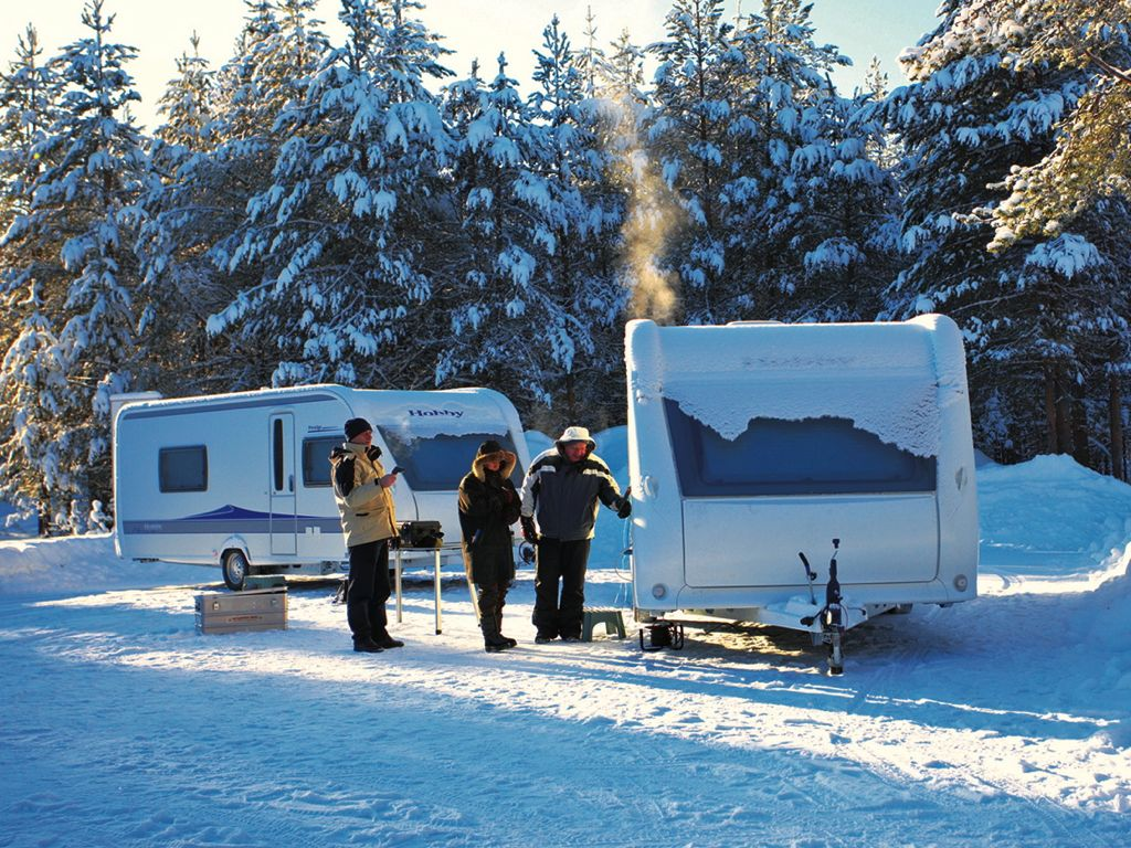 Ratgeber: So machen sie ihr Wohnmobil Winterfest