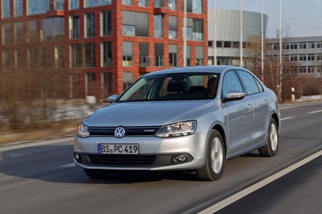 VW Jetta Hybrid: Ab 31.300 Euro ist der VW Hybrid zu kaufen