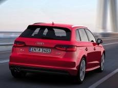Audi A3 Sportback gene VW Golf 7