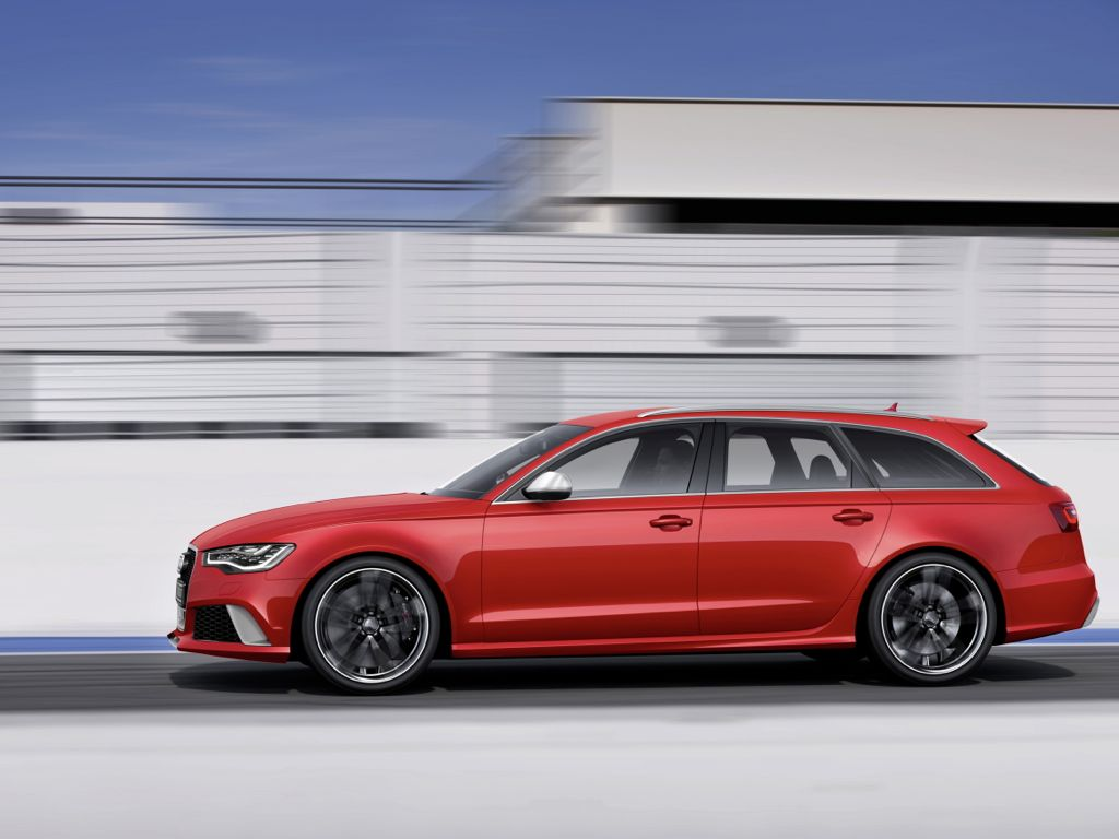 Neuer Audi RS 6 Avant: Alle wichtigen technischen Daten der neuen Generation