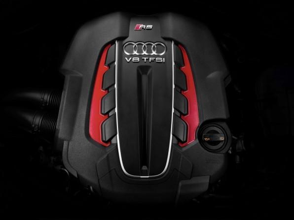 Neuer V8-Motor bringt 560 PS Leistung