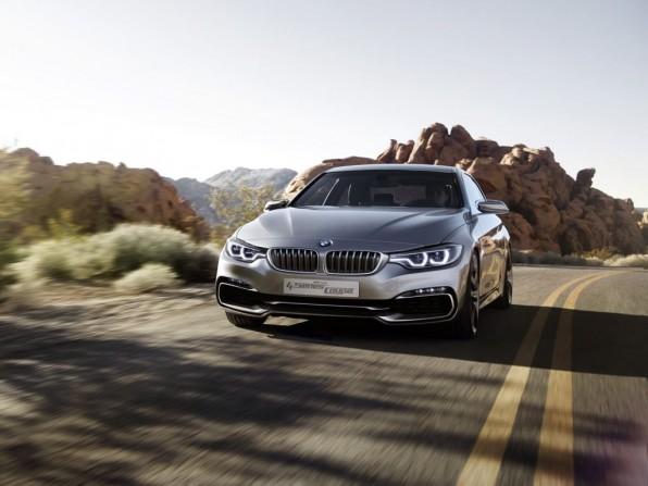bmw 4er mj2013 img 1 596x447 - Erste Bilder: So sieht das neue BMW 4er Coupé Concept aus